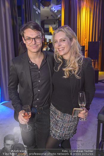 Breitling Premier Kollektion Präsentation - Palais Wertheim - Mi 07.11.2018 - 112