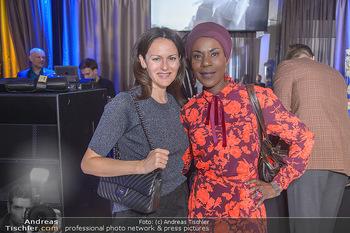 Breitling Premier Kollektion Präsentation - Palais Wertheim - Mi 07.11.2018 - Anelia PESCHEV, Doretta CARTER116