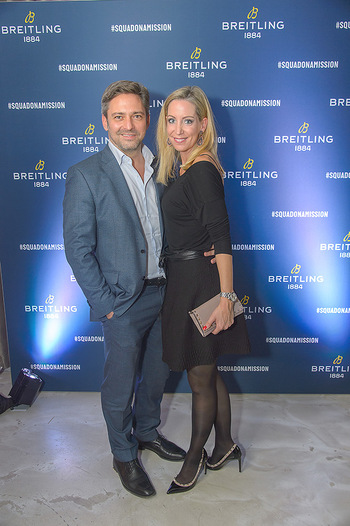 Breitling Premier Kollektion Präsentation - Palais Wertheim - Mi 07.11.2018 - 122