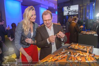 Breitling Premier Kollektion Präsentation - Palais Wertheim - Mi 07.11.2018 - 125