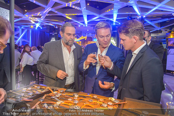 Breitling Premier Kollektion Präsentation - Palais Wertheim - Mi 07.11.2018 - 127