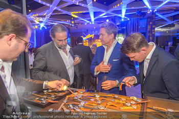 Breitling Premier Kollektion Präsentation - Palais Wertheim - Mi 07.11.2018 - 128