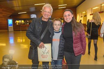 Die Schöne und das Biest - Wiener Stadthalle - Do 08.11.2018 - Boris BUKOWSKI mit Theresa und Leo1