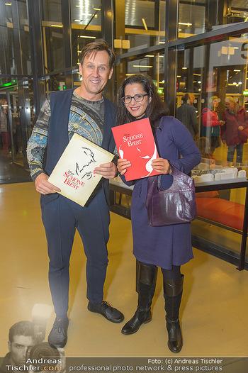 Die Schöne und das Biest - Wiener Stadthalle - Do 08.11.2018 - Martin OBERHAUSER mit Fanny5