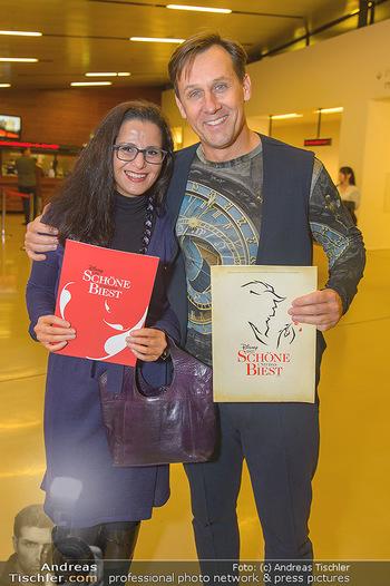 Die Schöne und das Biest - Wiener Stadthalle - Do 08.11.2018 - Martin OBERHAUSER mit Fanny6