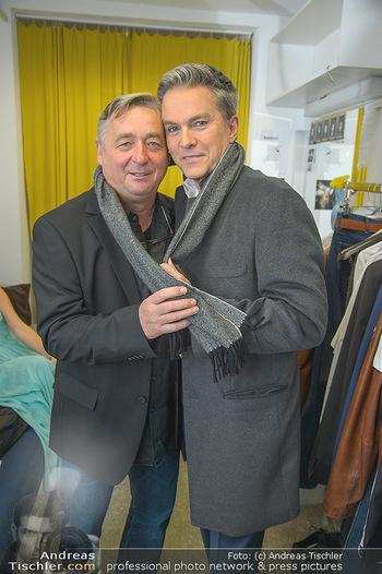 Wider die Gewalt Gala - Ronacher - Mo 12.11.2018 - Alfons HAIDER, Andreas VITASEK15
