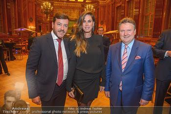 Signa Törggelen - Park Hyatt Wien - Mi 14.11.2018 - Rene und Nathalie BENKO, Michael LUDWIG47