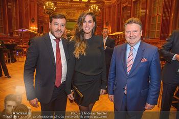 Signa Törggelen - Park Hyatt Wien - Mi 14.11.2018 - Rene und Nathalie BENKO, Michael LUDWIG48