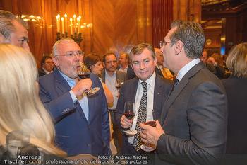 Signa Törggelen - Park Hyatt Wien - Mi 14.11.2018 - Alfred GUSENBAUER, Toni MÖRWALD, HC Heinz Christian STRACHE99