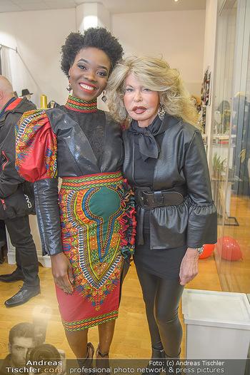 Shop Opening - Barbara Alli Store, Wien - Do 15.11.2018 - Barbara ALLI, Jeanine SCHILLER3