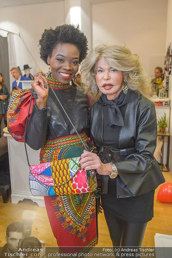 Shop Opening - Barbara Alli Store, Wien - Do 15.11.2018 - Barbara ALLI, Jeanine SCHILLER4