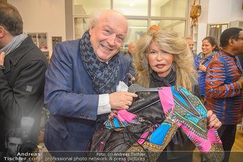 Shop Opening - Barbara Alli Store, Wien - Do 15.11.2018 - Jeanine SCHILLER, Friedrich SCHILLER6