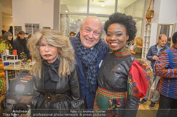 Shop Opening - Barbara Alli Store, Wien - Do 15.11.2018 - Barbara ALLI, Jeanine SCHILLER, Friedrich SCHILLER7