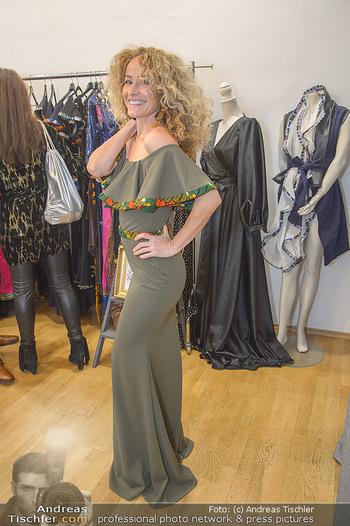 Shop Opening - Barbara Alli Store, Wien - Do 15.11.2018 - Sandra PIRES10