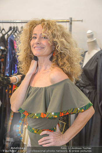 Shop Opening - Barbara Alli Store, Wien - Do 15.11.2018 - Sandra PIRES11