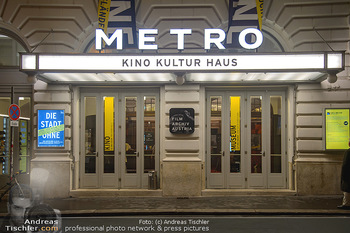 Matt trifft Ludwig - Interview - MetroKino, Wien - Di 20.11.2018 - Metro Kino von außen5