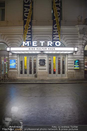 Matt trifft Ludwig - Interview - MetroKino, Wien - Di 20.11.2018 - Metro Kino von außen6