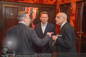 Matt trifft Ludwig - Interview - MetroKino, Wien - Di 20.11.2018 - Marcin KOTLOWSKI, Michael LUDWIG, Gerald MATT14
