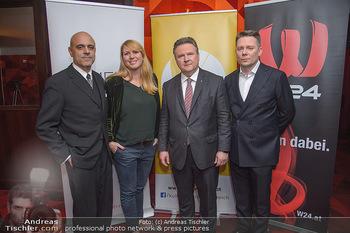Matt trifft Ludwig - Interview - MetroKino, Wien - Di 20.11.2018 - Marcin KOTLOWSKI, Michael LUDWIG, Gerald MATT, Elisabeth HAKEL24