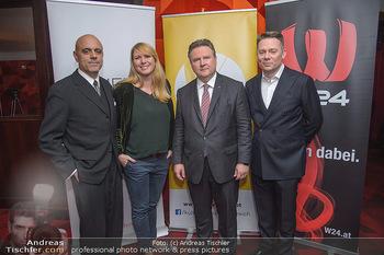Matt trifft Ludwig - Interview - MetroKino, Wien - Di 20.11.2018 - Marcin KOTLOWSKI, Michael LUDWIG, Gerald MATT, Elisabeth HAKEL25