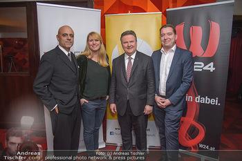 Matt trifft Ludwig - Interview - MetroKino, Wien - Di 20.11.2018 - Marcin KOTLOWSKI, Michael LUDWIG, Gerald MATT, Elisabeth HAKEL26