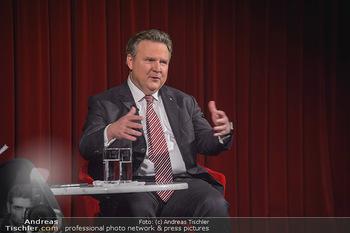 Matt trifft Ludwig - Interview - MetroKino, Wien - Di 20.11.2018 - Michael LUDWIG42