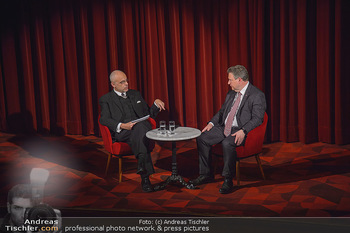 Matt trifft Ludwig - Interview - MetroKino, Wien - Di 20.11.2018 - Michael LUDWIG, Gerald MATT49