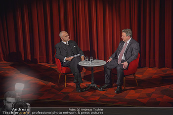 Matt trifft Ludwig - Interview - MetroKino, Wien - Di 20.11.2018 - Michael LUDWIG, Gerald MATT50