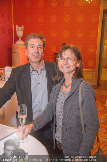 Erwin Wurm Ausstellungseröffnung - Albertina - Di 20.11.2018 - 10