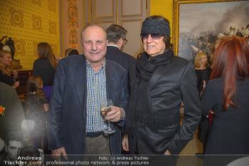 Erwin Wurm Ausstellungseröffnung - Albertina - Di 20.11.2018 - Gottfried HELNWEIN, Christian Ludwig ATTERSEE17