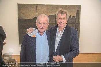 Erwin Wurm Ausstellungseröffnung - Albertina - Di 20.11.2018 - Rudi KLAUSNITZER, Wolf D. PRIX20