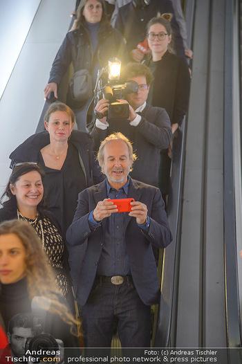 Erwin Wurm Ausstellungseröffnung - Albertina - Di 20.11.2018 - 21