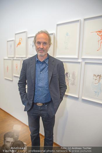 Erwin Wurm Ausstellungseröffnung - Albertina - Di 20.11.2018 - Erwin WURM26