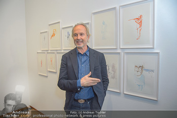 Erwin Wurm Ausstellungseröffnung - Albertina - Di 20.11.2018 - Erwin WURM29