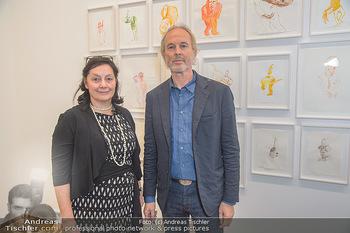 Erwin Wurm Ausstellungseröffnung - Albertina - Di 20.11.2018 - 31