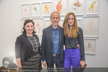 Erwin Wurm Ausstellungseröffnung - Albertina - Di 20.11.2018 - 32