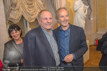 Erwin Wurm Ausstellungseröffnung - Albertina - Di 20.11.2018 - Christian Ludwig ATTERSEE, Erwin WURM38