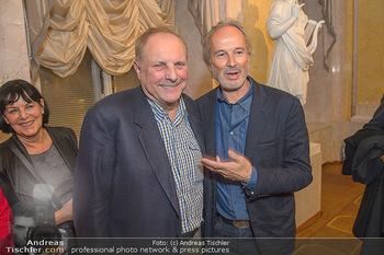 Erwin Wurm Ausstellungseröffnung - Albertina - Di 20.11.2018 - Christian Ludwig ATTERSEE, Erwin WURM39