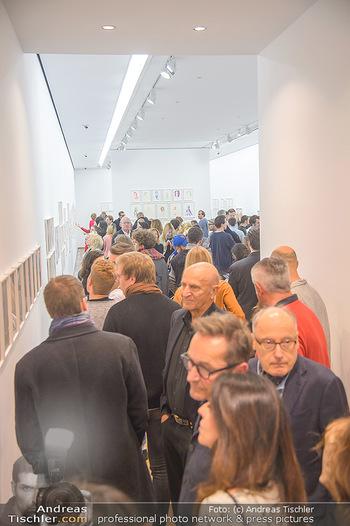 Erwin Wurm Ausstellungseröffnung - Albertina - Di 20.11.2018 - 47