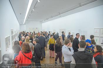 Erwin Wurm Ausstellungseröffnung - Albertina - Di 20.11.2018 - 50