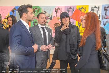 Erwin Wurm Ausstellungseröffnung - Albertina - Di 20.11.2018 - 55
