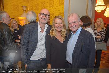 Erwin Wurm Ausstellungseröffnung - Albertina - Di 20.11.2018 - Doris und Gabor ROSE, Rudi KLAUSNITZER61