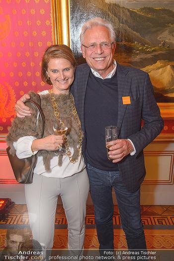 Erwin Wurm Ausstellungseröffnung - Albertina - Di 20.11.2018 - 68
