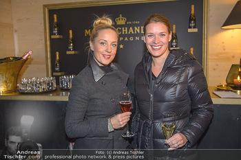 Moet & Chandon Wintergarten Opening - Park Hyatt Wien - Mi 21.11.2018 - Lilian KLEBOW, Monique DEKKER8