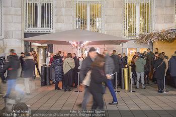 Moet & Chandon Wintergarten Opening - Park Hyatt Wien - Mi 21.11.2018 - 9