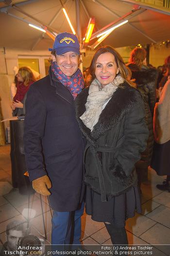 Moet & Chandon Wintergarten Opening - Park Hyatt Wien - Mi 21.11.2018 - Jörg und Sissy KNABL10