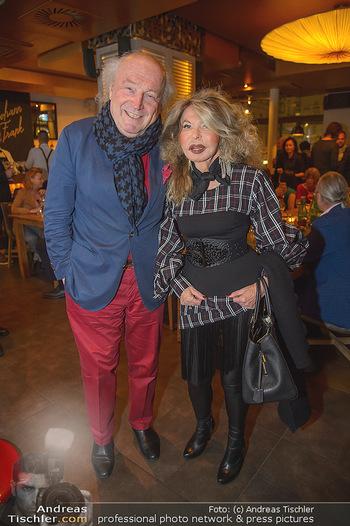 Lokaleröffnung - Johann Frank, Wien - Mi 21.11.2018 - Friedrich und Jeanine SCHILLER14
