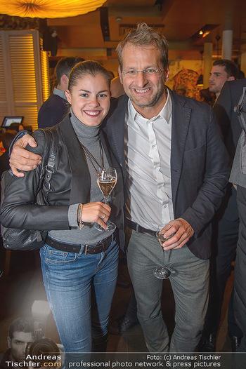 Lokaleröffnung - Johann Frank, Wien - Mi 21.11.2018 - Andreas FERNER, Denise PAVLIK16