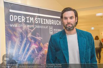 PK zu St. Margarethen 2019 Zauberflöte - MQ Museumsquartiert, Wien - Do 22.11.2018 - Max SIMONISCHEK6