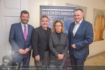 PK zu St. Margarethen 2019 Zauberflöte - MQ Museumsquartiert, Wien - Do 22.11.2018 - Stefan OTTRUBAY, Cornelius OBONYA, Carolin PIENKOS, Hans Peter D10